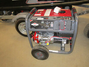 Briggs & Stratton Portable Generator 8000 Watt Elite Series