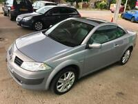 2005 Renault Megane 2.0 VVT 136 auto Coupe Cabriolet Privilege - 2 Keys-2Keepers
