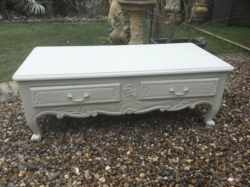 Laura Ashley Ft X Ft Coffee Table In Norwich Norfolk Gumtree - 4ft coffee table