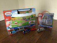 Thomas & Friends Trackmaster motorised railway + expansion pack