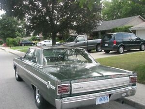 Excellent Classic Car Forsale 1966 Plymouth Belveder 2
