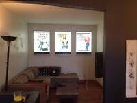 Rosemont : 2 chambres à louer dans un très beau 5 1/2