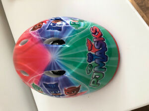 New kids' helmets
