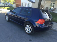 2004 Volkswagen Golf Hatchback
