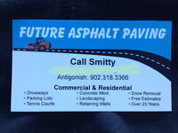 Future Asphalt Paving Book now and save!