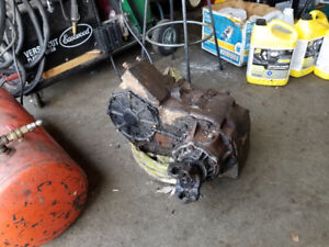 Ford NP 205 transfer case