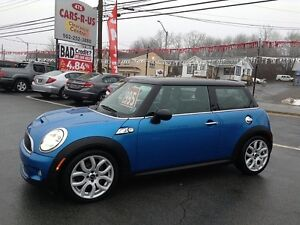 2008 MINI Cooper S TURBO INTERCOOLED!! 2 YEAR WARRANTY INCLUDED!