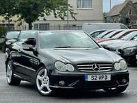 2008 Mercedes-Benz CLK 1.8 CLK200 Kompressor Sport Cabriolet 2dr Convertible Pet