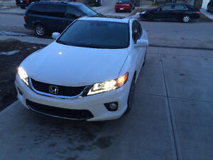 2015 Honda Accord v6 EX-L w/Navi Coupe (2 door) For sale