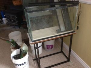 2 Fish Tanks, 30 gal. each + stands & accessories $100 each set