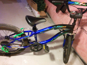 Fast and furious bike, like new condition