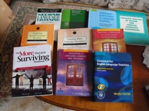 ESL / English as a second language teaching resources / textbook