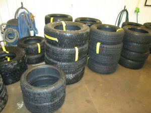 Used Tires-Various Sizes