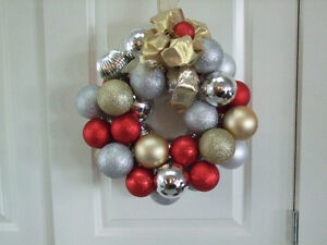 Handmade Christmas Wreaths Campbell River Comox Valley Area image 5