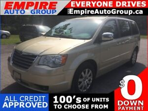 2010 CHRYSLER TOWN AND COUNTRY TOURING * REAR CAM * 2 DVD'S * SU