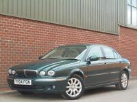 2004 Jaguar X-TYPE 2.5 V6 SE AWD