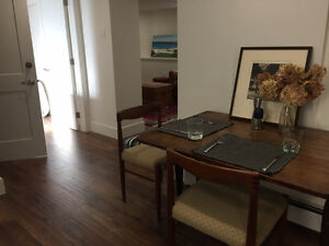 Charming furnished flat in heritage building one block from Dal