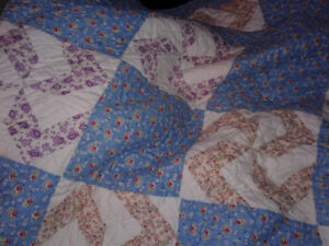 Vintage quilt in good condition