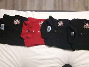 QUEEN MARY uniform shirts YM-AS