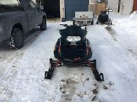 2002 Arctic cat zr800 fuel injected with reverse 3200km