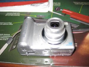 canon A95 5.o mega pixel camera
