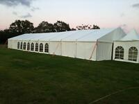 Marquee Hire for corporate events, weddings and home events in London and the South East