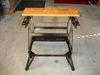 BLACK & DECKER WORKMATE PLUS