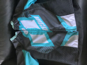 XS Overlord Icon textile riding jacket