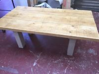 Brand New Pine Coffee Table, Can Deliver