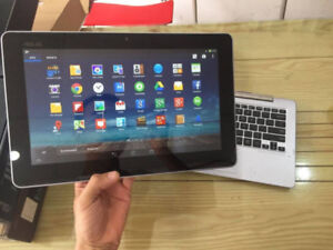 Asus tablet convertible transformer Android 12 inch