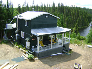 Chalet Monts Valins entré St-Fulgence Saguenay Saguenay-Lac-Saint-Jean image 2