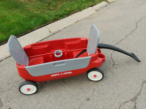 Used great condition Radio Flyer wagon