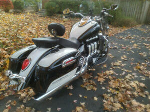 2012 Triumph Rocket Touring