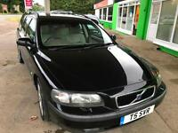 2002 Volvo V70 D5 S CAMBELT Changed in 2015 drive well, mot January 2018