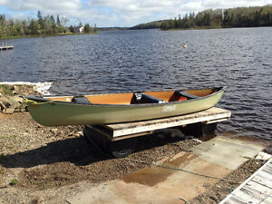 15 1/2 ft canoe and or 13ft speed boat project for trade