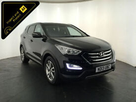 2013 HYUNDAI SANTA FE STYLE CRDI 7 SEATER 1 OWNER SERVICE HISTORY FINANCE PX
