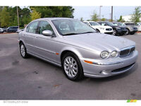 2003 Jaguar X-TYPE 2.5 V6--AWD--LEATHER-SUNROOF--ONLY 89,000KM