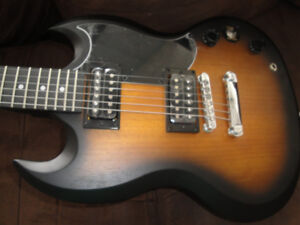 EPIPHONE SG SPECIAL VINTAGE EDITION ELECT GUITAR BRAND NEW $220