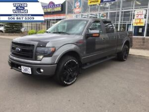 2013 Ford F-150 FX4  - Bluetooth -  SiriusXM - $282.76 B/W