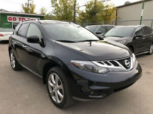 2013 Nissan Murano Platinum AWD SUV - Navigation,camera,leather