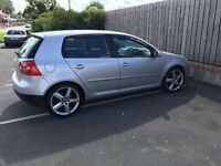 2005 golf GT TDI absolutely immaculate condition long mot lady owner