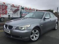 BMW 5 SERIES 525i SE 2008/58 *** 2 OWNERS *** LOW 94,085 MILES *** HPI CLEAR