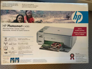 HP Photosmart C4385 All in One