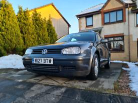 2001 Volkswagen Golf GTI 2.0 Long MOT No Advisories vw audi a3 BMW
