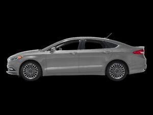 2018 Ford Fusion Platinum  - Sunroof -  Navigation