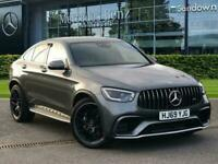 2020 Mercedes-Benz GLC-CLASS Mercedes-AMG GLC 63 4MATIC Coupe Auto Coupe Petrol