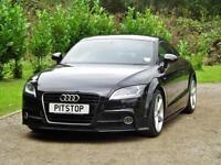 Audi TT 2.0 Tfsi S Line PETROL MANUAL 2011/60