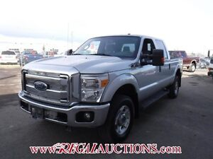 2014 FORD F250SD XLT CREW 4WD