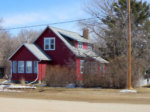 Charming 3-bedroom, 2 bath character home in Kelwood, MB.