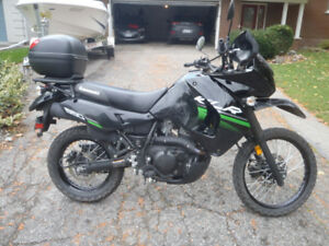 KAWASAKI  650 KLR   FOR SALE
